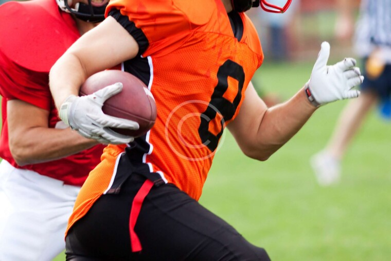 Safety Tips: Football – Kids Health